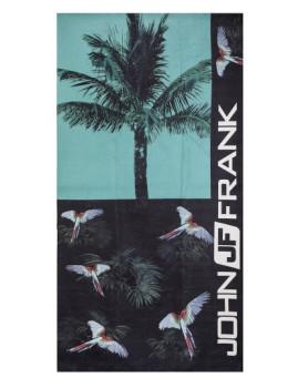 Toalha de Praia John Frank Multicolor