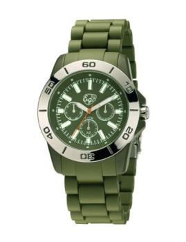 Relógio Ego Route 66 em Verde Tropa