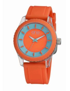 Relógio One Colors Fantasy Laranja