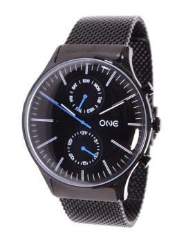 Relógio One Deep Sea Preto