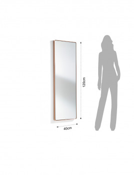 imagem de Espelho de Parede Neat Copper2