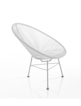 imagem de Cadeira Numana Branco1