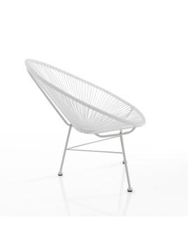 imagem de Cadeira Numana Branco2