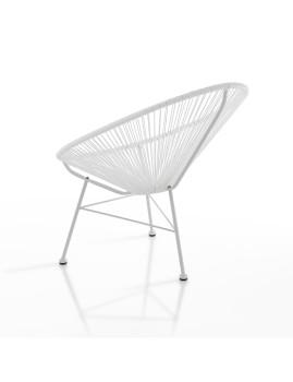 imagem de Cadeira Numana Branco3