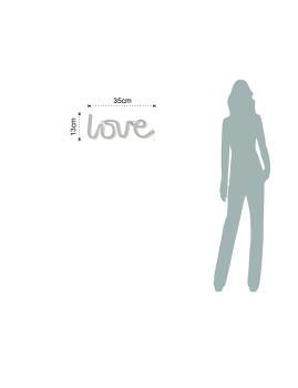 imagem de Candeeiro de Parede  Love 3