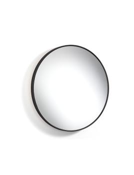 imagem de Espelho de Parede Fit-A Preto 1