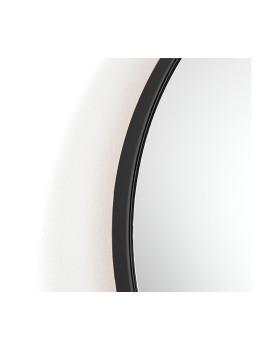 imagem de Espelho de Parede Fit-A Preto 2