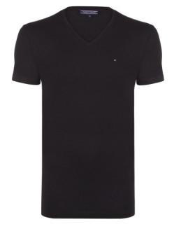 T-Shirt  Tommy Hilfiger  Preto