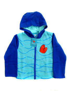 Camisola De Menino Heart Of The Ocean Azul