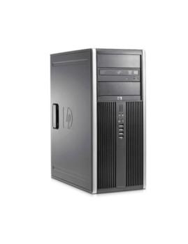 Computador HP 8000 Elite CMT E8500 4Gb 250Gb DVD W7Pro-Recondicionado