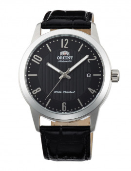 Relógio Orient Lifestyle Prateado e Preto