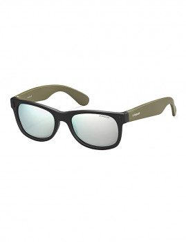 Polaroid Óculos De Sol Polarizados Criança Pretos E  Verde Tropa