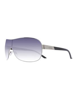 Guess Óculos De Sol Cinzentos E Prateados
