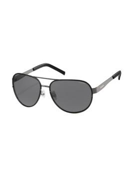 Polaroid Óculos De Sol Polarizados Cinzentos E Pretos