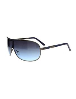 Guess Óculos De Sol Azuis E Pretos
