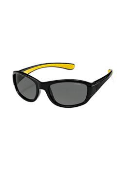 Polaroid Óculos De Sol Polarizados Criança Pretos