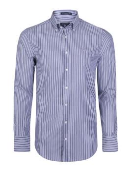 Camisa Gant Azul Navy