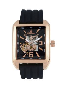 Relógio Burgmeister St. Gallen Dourado Rosa e Preto