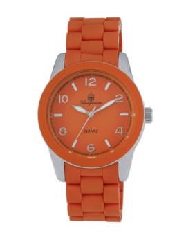 Relógio Burgmeister Avalon Laranja