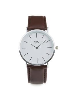 Relógio Sidartha Paris Castanho Senhora