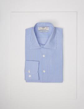 Camisa de Homem Sacoor Brothers Azul