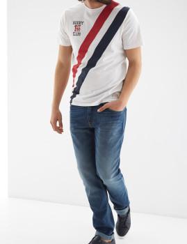 T-Shirt de Homem Sacoor Brothers Branco