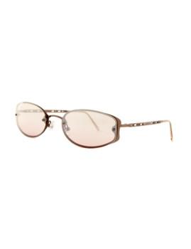 Óculos de Sol Retangulares armação Bronze Guess