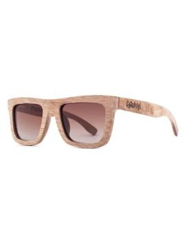 Óculos de Sol Natural Lentes Castanhas III