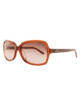 Óculos de Sol Blumarine Castanho Leopardo