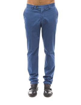 Calças Sp. D6 Trussardi Azul Ganga