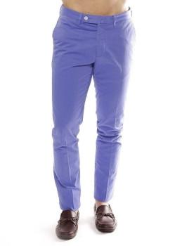 Calças Hackett Kensington Slim Chino  Azul