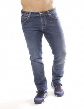 Jeans Hackett Slim Newburg Vint Wash Denim