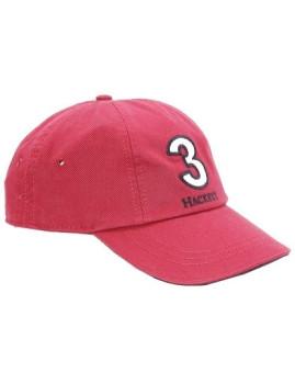 Boné Baseball Numbers Millinery Hackett Encarnado