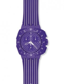 Relógio Swatch Púrpura