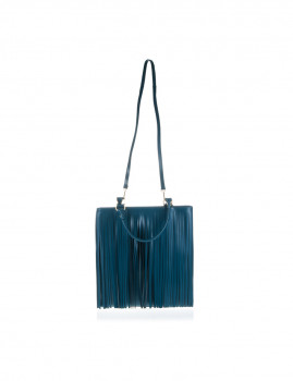 Mala Franjas Compridas Firenze Artegiani Azul
