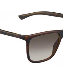 89f87e3e080fe Óculos de Sol GUCCI Havana