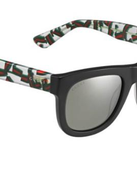24d25cde53c80 Óculos de Sol GUCCI Cinzento