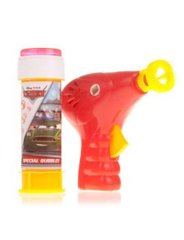 Pistola de bolas de sabão CARS