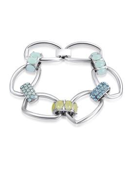 Pulseira C/ Elementos Swarovski®V Saint Francis Crystals
