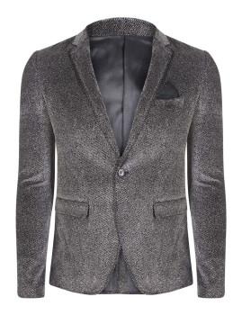 Blazer Jacket Giorgio di Mare Cinza