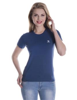 T-Shirt Giorgio Di Mare Azul Índigo I