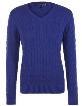 Pullover Azul Sax