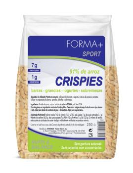 Crispies Arroz Forma+ Sport