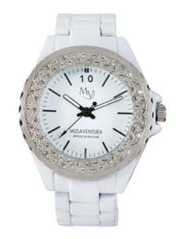 Relógio Geneve Branco