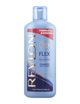Revlon Flex Keratin Anti-Dandruff Champo All Hair Types 650 Ml