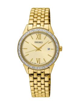 Relógio Seiko Senhora Dourado