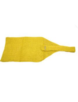Lenço Vally  Gas Senhora Amarelo