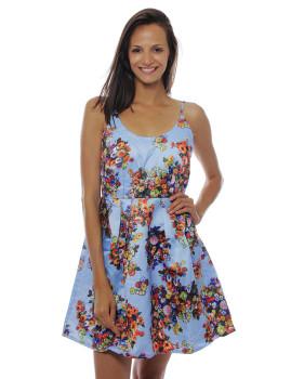 Vestido SMF Azul