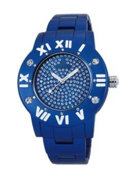 Relógio Burgmeister de Senhora Azul