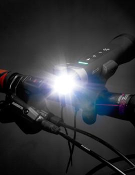 5d05edeb3 Altavoz Bluetooth Para Bicicleta Com Mãos Livres E Luz Led, até 2017 ...